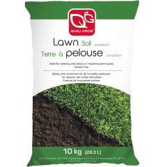 Quali Grow Lawn Soil  0.2-0.02-0.01 50L