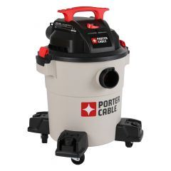 Porter Cable 12 Gallon Poly Wet/Dry Vacuum