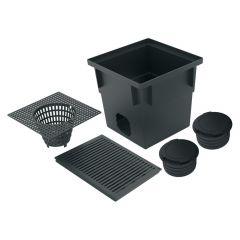 Catch Basin Kit 13 x 13-Black