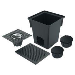 Catch Basin Kit 10 x 10-Black