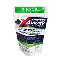 Rodents Away Odor Free-3/Pack