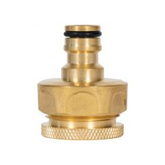 Brass Tap Adaptor