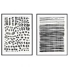 Black And White Graphic Prints
