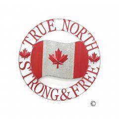 Canada True North Circle