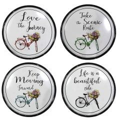 Bicycle Plaques