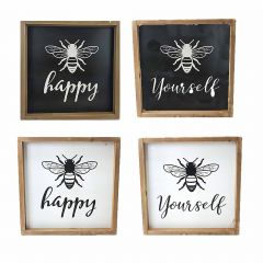 Assorted Bee Sign