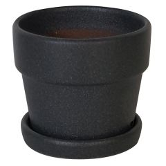 "3.25"" Assorted Matte Pots"