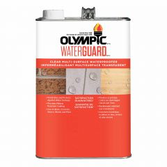 Olympic Waterguard Multi-Surface Waterproofing Sealant Clear