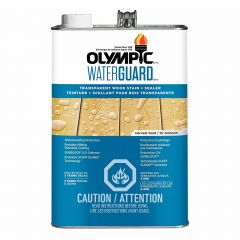 Olympic Waterguard Wood Toner 3.78L
