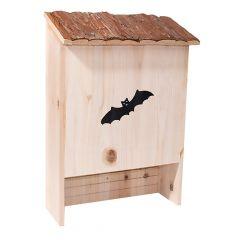 Timber Bat House