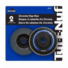 "4-1/2"" Zirconia Flap Disc Set"