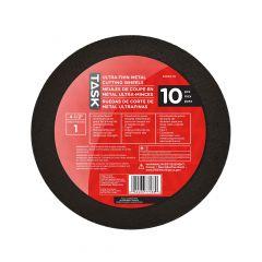 "4-1/2"" Type 1 Ultra Thin Metal Cutting Wheels-10/Pack"