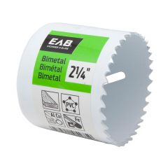 """2-1/4"""" M3 Bimetal Industrial Hole Saw-Exchangeable"""