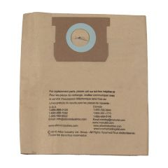 Disposible Filter Bag For Wet Dry Vacuums 5-8 Gallon-3/Pack