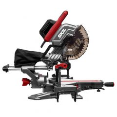 "10"" 15 Amp Dual Bevel Sliding Mitre Saw"