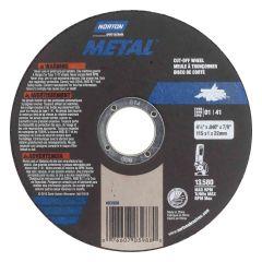 "Metal Cut-Off Blade Type 1, 4-1/2"" x .040"" x 7/8""-5/Pack"