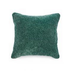 Green Weave Kint Cushion