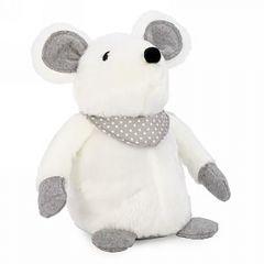 White Mouse Doorstopper