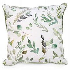 Olive Print Cushion