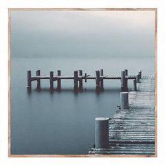 Pier Framed Wall Art