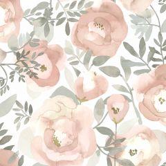Orla Rose Floral Wallpaper