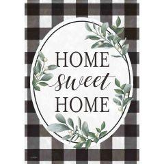 Home Sweet Home Garden Durasoft Large Flag