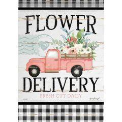 Flower Delivery Garden Durasoft Large Flag