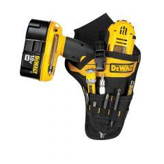 "Dewalt 16"" Tool Carrier And Drill Holster Bonus Pack"
