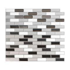 Murano Smart Tile Mosaik-4/Pack