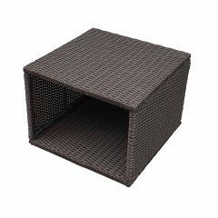 Side Table - Square Spa Surround Furniture