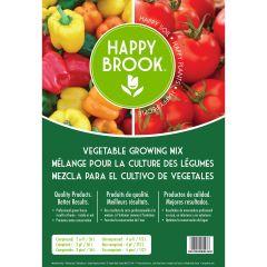 Happy Brook Vegetable Growing Mix 2 Cu ft.