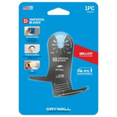 One Fit 4-In-1 Features Drywall Blade