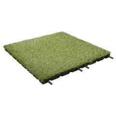 20'' x 20'' x 1''  Techno Grass Tile