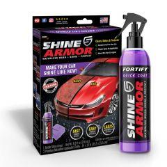 Shine Armor Fortify Quick Coat Ceramic Car Wax