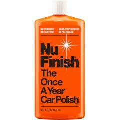 Nu Finish Car Polish