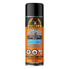 Gorilla Waterproof Patch And Seal Spray Black- 16oz