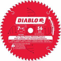 "Diablo 7-1/4""x56 Non- Ferrous"