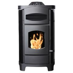 Ashley 2,200 Sq. Ft. EPA Certified Pellet Stove With Gloss B