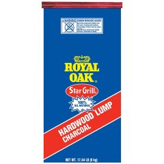 Royal Oak Natural Lump Charcoal 8kg