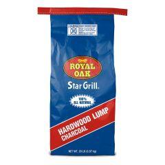 Royal Oak Natural Lump Charcoal 20 lb