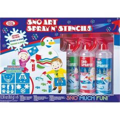 SnowFun Color Spray