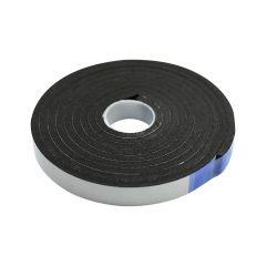 Moisture Proof Insulating Foam Tape 12'-Black