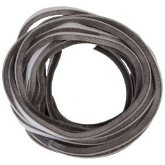Pile Replacement Strip With Sealing Barrier 17'-Grey