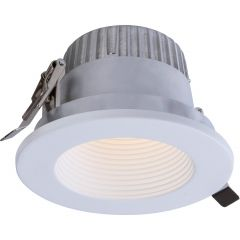 """4"""" ThinLED RECSD Baffle Fixture White CCT Switch-4/Pack"""
