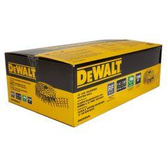Dewalt Coil Electro Galvanized Roofing Nails-7200/Box