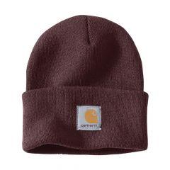 Universal Acrylic Deep Wine Watch Hat