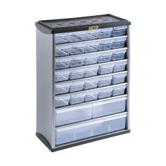 33 Drawer Metal Parts Cabinet