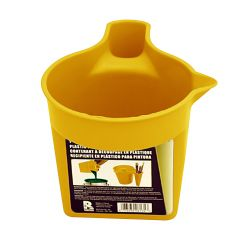 Paint Trim Cup With Brush Holder-650 ml