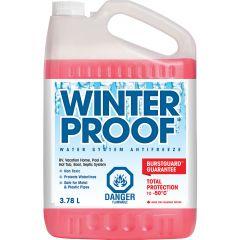 Winter Proof Plumbing Antifreeze -50C