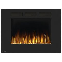 """Napoleon Allure 32"""" Wall Mount Electric Fireplace"""